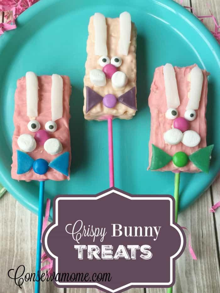 Crispy Bunny Treats