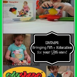 Bring Education + Fun with EduShape