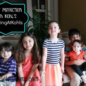 Easter Perfection with Kohl's #SpringAtKohls