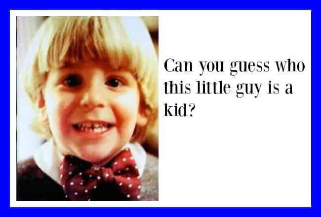 star as kid