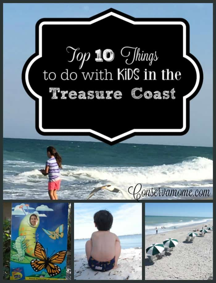 top 10 things to do with kids in the treasure coast On crafts and stuff vero beach