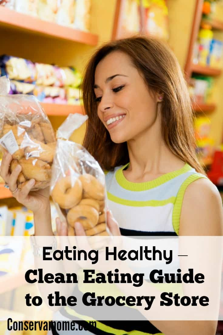 Eating Health doesn't have to be hard. Check out a Clean Eating Guide to the Grocery Store. These tips will help you make the best decision when shopping for food at your grocery store.