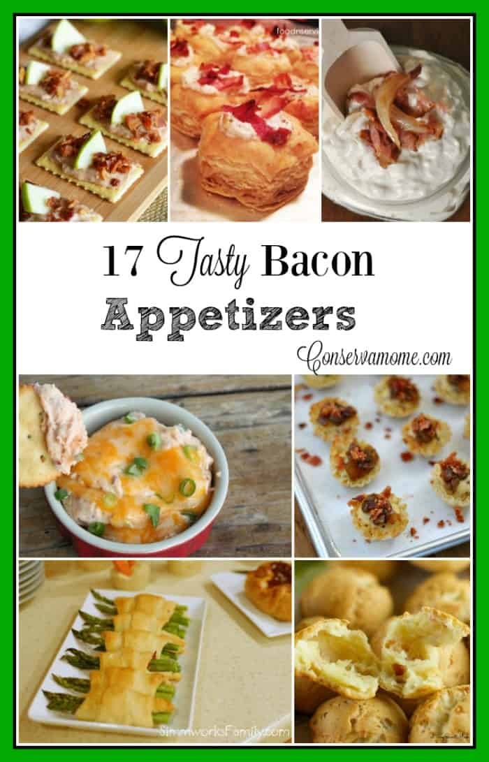 cold bacon appetizers
