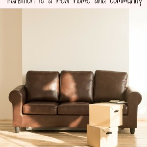Practical tips to help your kids with transition to a new home and community