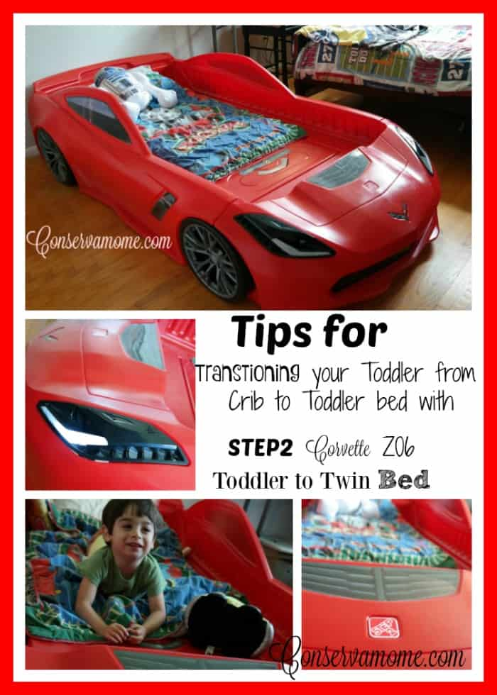 Tips for Transitioning Your Toddler from Crib To Bed with ...
