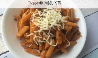 Convenient Deliciousness with Tyson Meal Kits