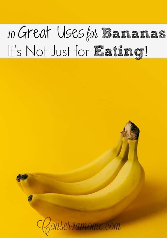 uses for a banana