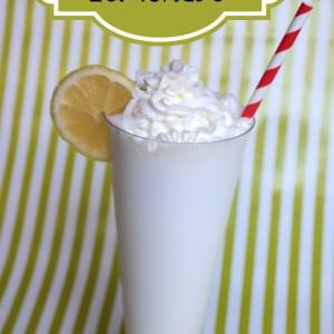 Tipsy Frozen Lemonade