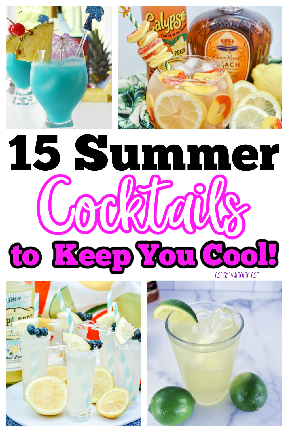 15 summer cocktails to keep you cool
