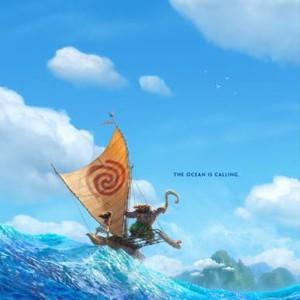 New Trailer for Disney's MOANA