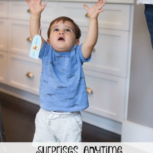 Surprises Anytime with a Surprise Piñata