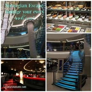 Norwegian Escape: Indulge your every whim!