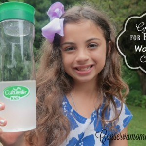 Gentle Relief  for Busy Kids that  Won't Go with  Culturelle