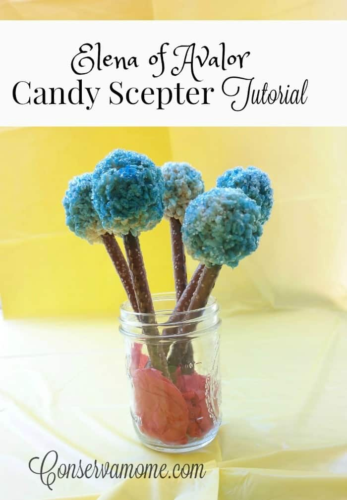 Elena of Avalor Candy Scepter