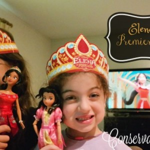 Disney's Elena Of Avalor Premier Night  Fun!