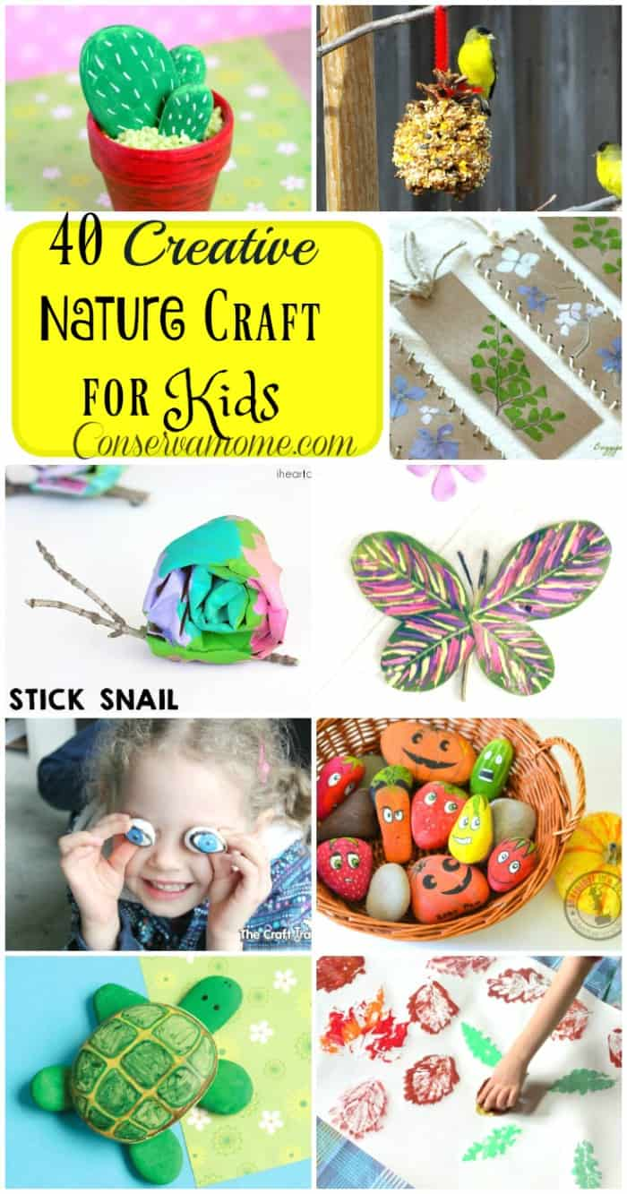 Creative Nature Craft for Kids