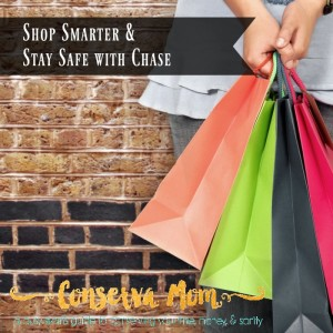 Shop Smarter & Stay Safe with Chase