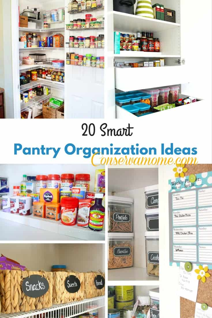 Smart Pantry Organization ideas