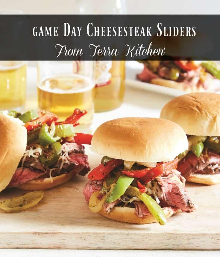 cheesesteak-sliders