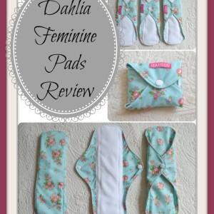 Dahlia Feminine Pads