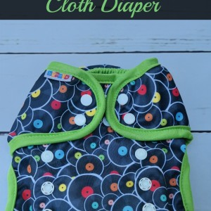 Bummis All-in-One Cloth Diapers