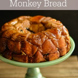 Quick & Heavenly Monkey Bread