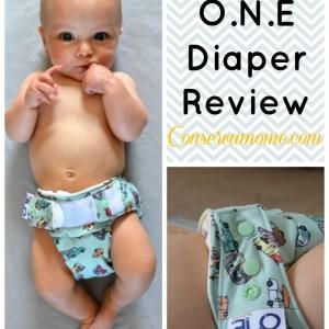 Grovia O.N.E. Diaper Review