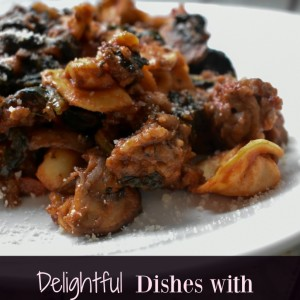 Delightful Dishes With Johnsonville Italian Sausage
