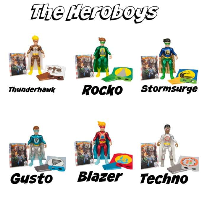 theheroboys