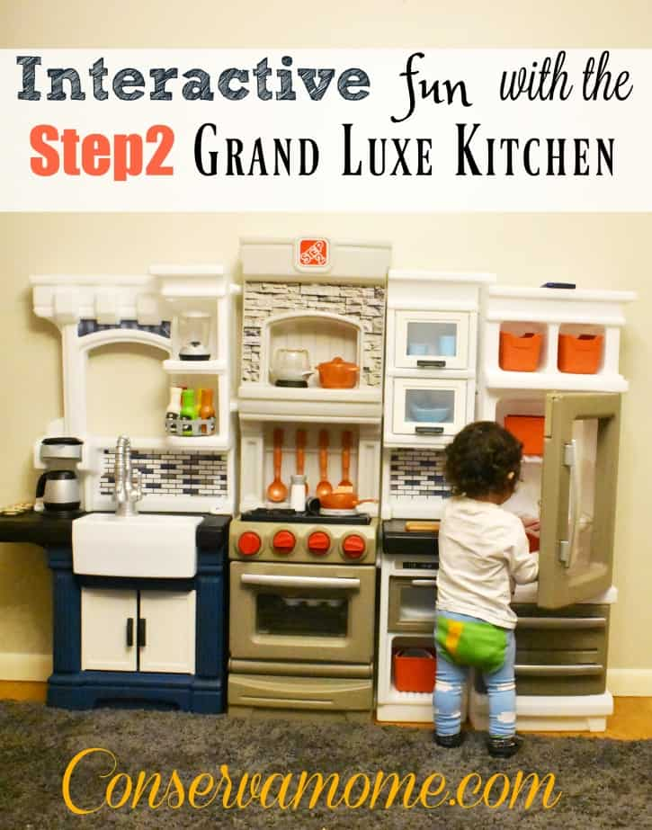 step2 grand luxe kitchen - Step2 Kitchen