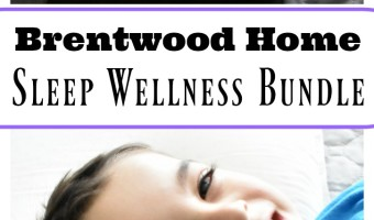 Brentwood Home Sleep Wellness Bundle  Review + Giveaway