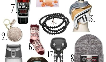 Conservamom's Favorite Last Minute Stocking Stuffers for Under $20