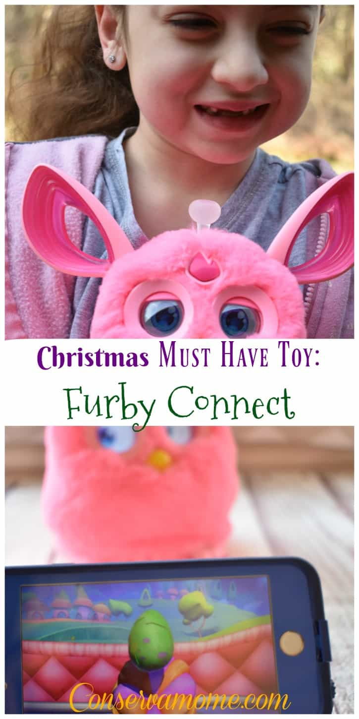 Check out all the great features that are a part of the Furby Connect toy, a must have this Holiday Season. Filled with tons of fun and interaction.