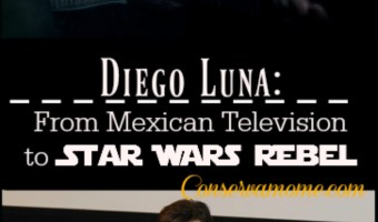 Diego Luna: From Mexican Television to Star Wars Rebel