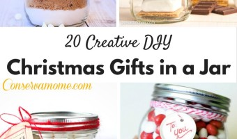 20 Creative DIY Christmas Gifts in a Jar