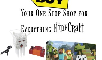 Minecraft Must Haves At Best Buy!