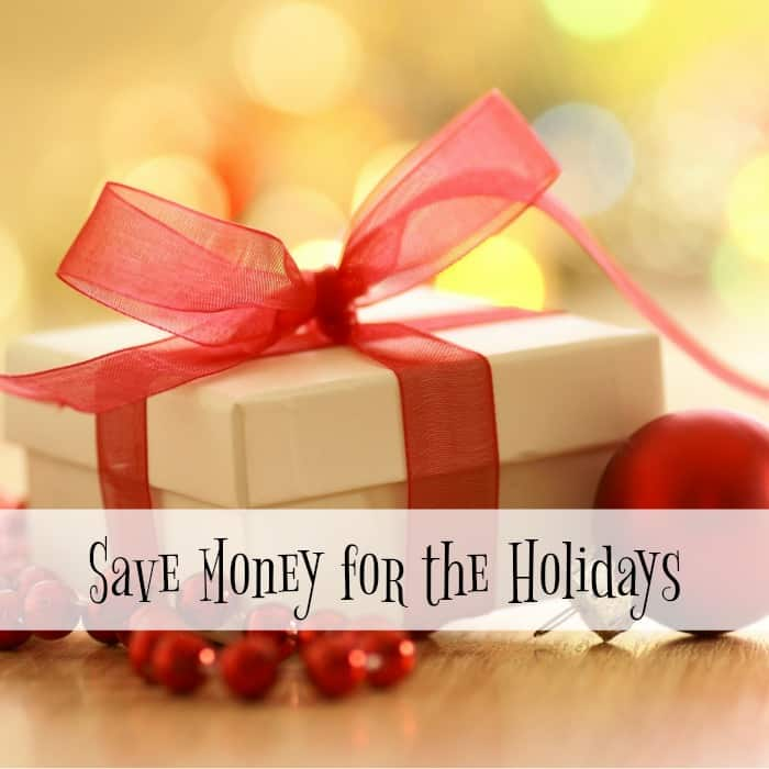 Are you looking for Tips to Save Money for the Holidays? Then you've come to the right place. Here are some tips to help you save when it seems you're funneling money out the most.