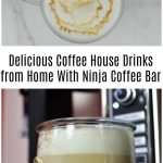 Coffee house drinks at home