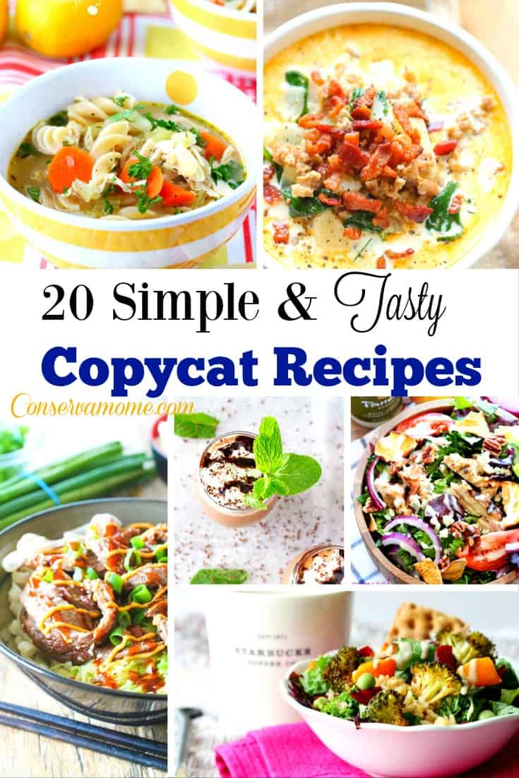 Tasty Copycat Recipes
