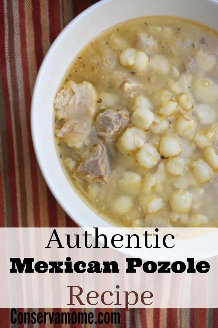 Authentic Mexican Pozole Recipe