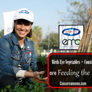 Birds Eye Vegetables + Constance Zimmer are Feeding the Future!