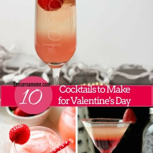 10 Cocktails to Make on Valentine's Day
