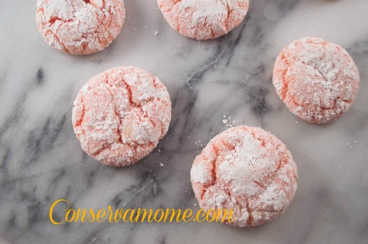 Crinkle Cookie recipe