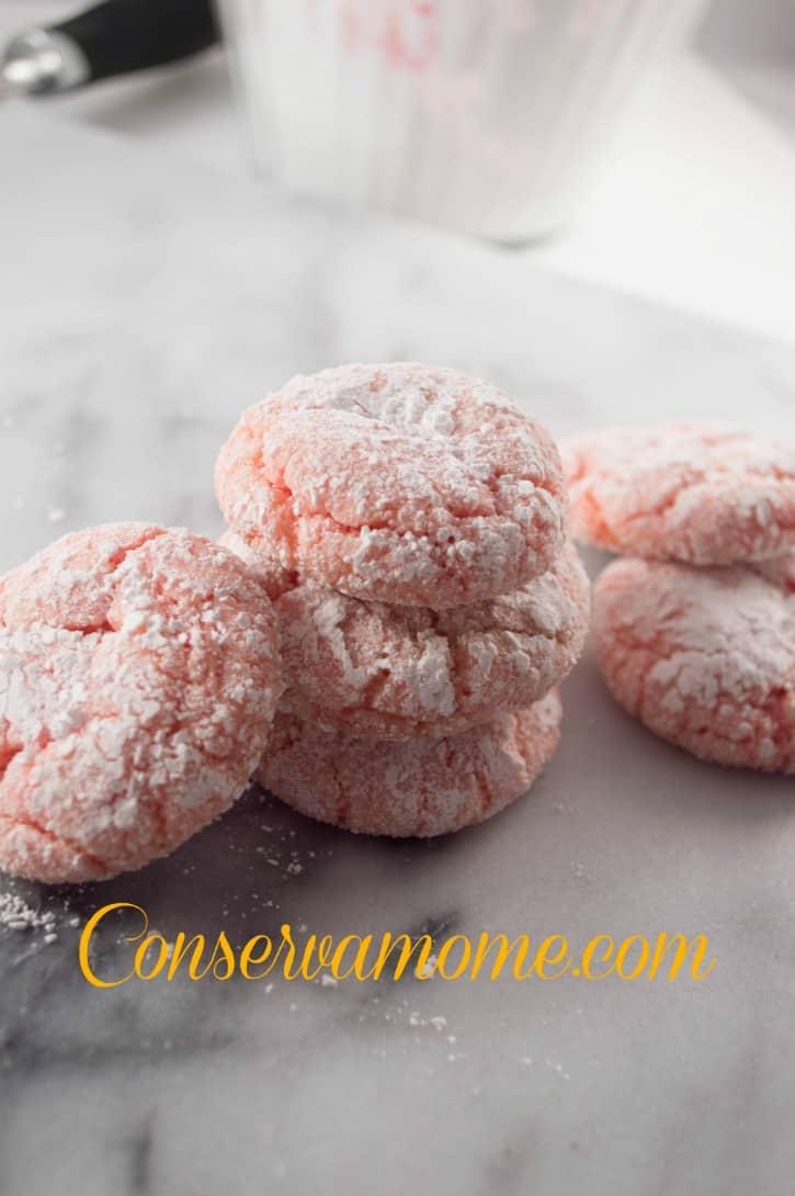 Crinkle Cookie Recipe