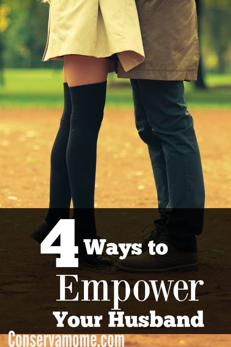 empower your husband