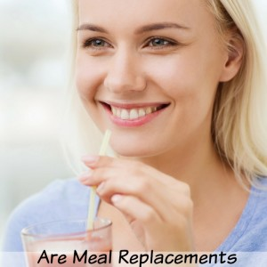 Are Meal Replacements Healthy?