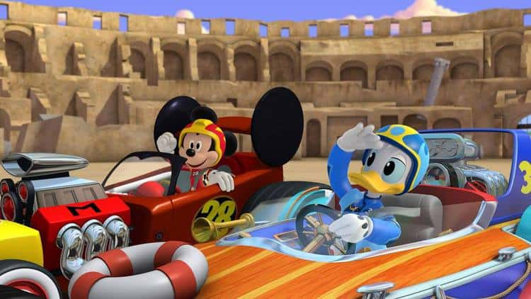 mickey road racers3