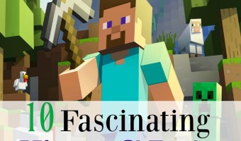 10 Fascinating Minecraft Facts to Impress Your Kids