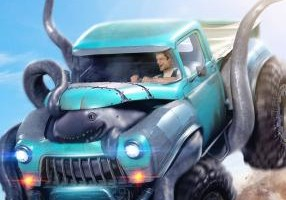Monster Trucks Movie Coming Soon!