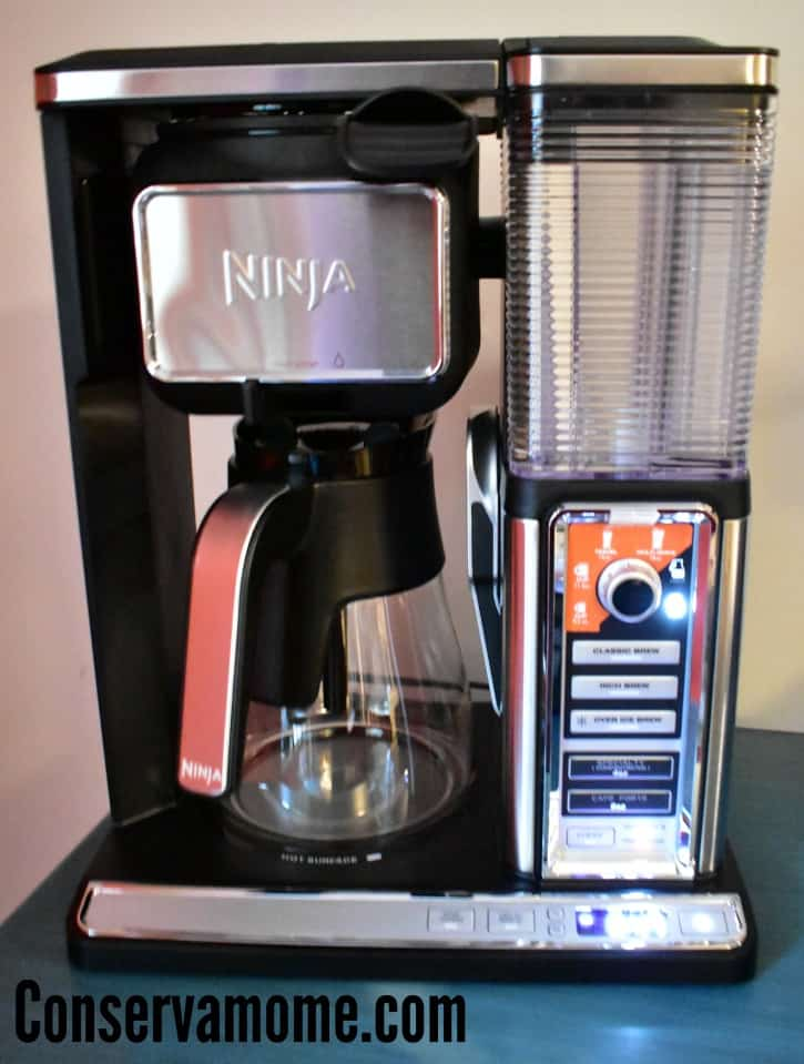 Delicious Coffee House Drinks from Home With Ninja Coffee Bar - ConservaMom